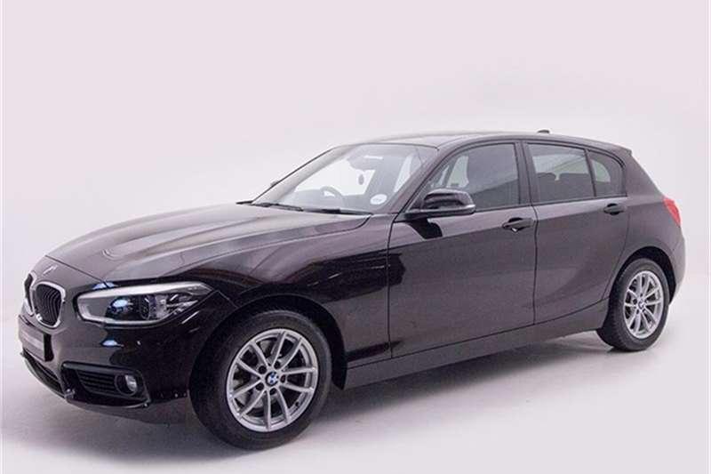 BMW 1 Series 120i 5 door Sport auto 2017