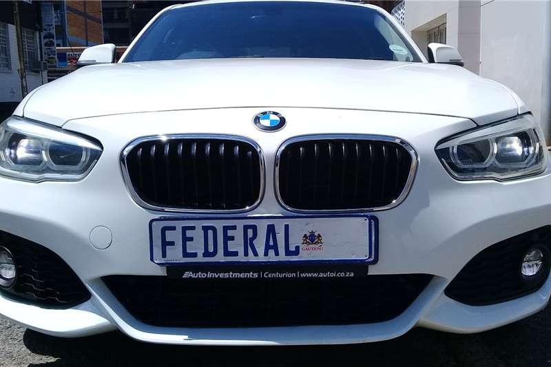 Used 2017 BMW 1 Series 120i 5 door Sport Line auto
