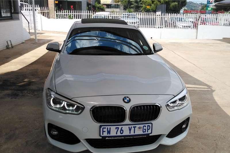 BMW 1 Series 120i 5 door Sport Line sports auto 2017