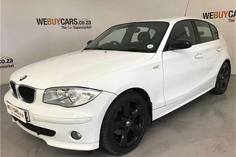 BMW 1 Series 120i 5 door Sport steptronic 2005