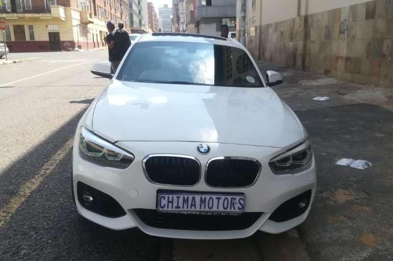 BMW 1 Series 120i 5 door sports auto 2016