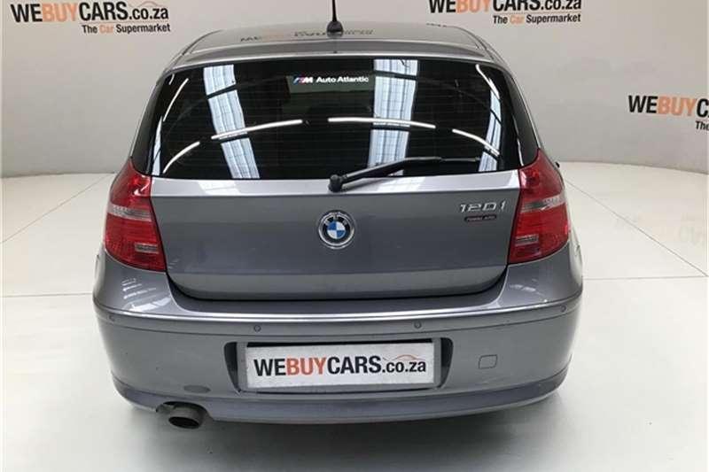 BMW 1 Series 120i 5 door steptronic 2011