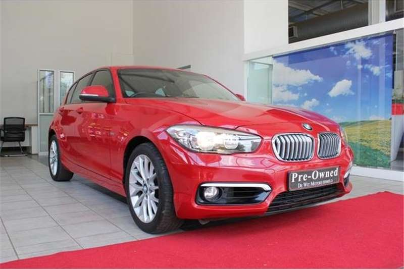 BMW 1 Series 120i 5 Door Urban Auto 2016