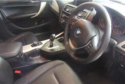 BMW 1 Series 120i Auto 2016