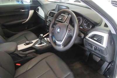 BMW 1 Series 120i Automatic 2016