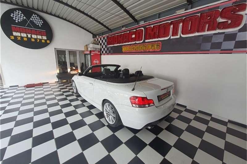 BMW 1 Series 120i Convertible 2009