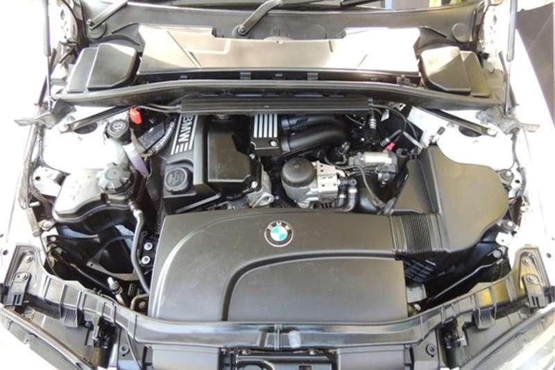 BMW 1 Series 120i Convertible 2010