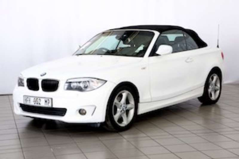 BMW 1 Series 120i convertible A/T 2013