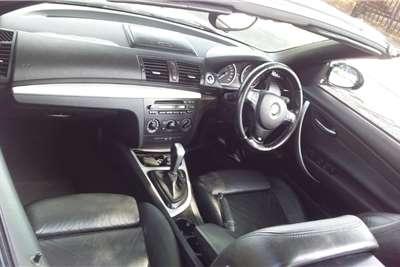 BMW 1 Series 120i convertible auto 2010