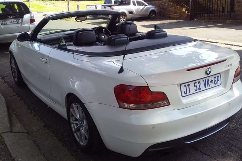 Used 2010 BMW 1 Series 120i convertible auto