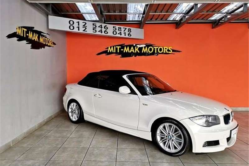 BMW 1 Series 120i Convertible Auto 2011