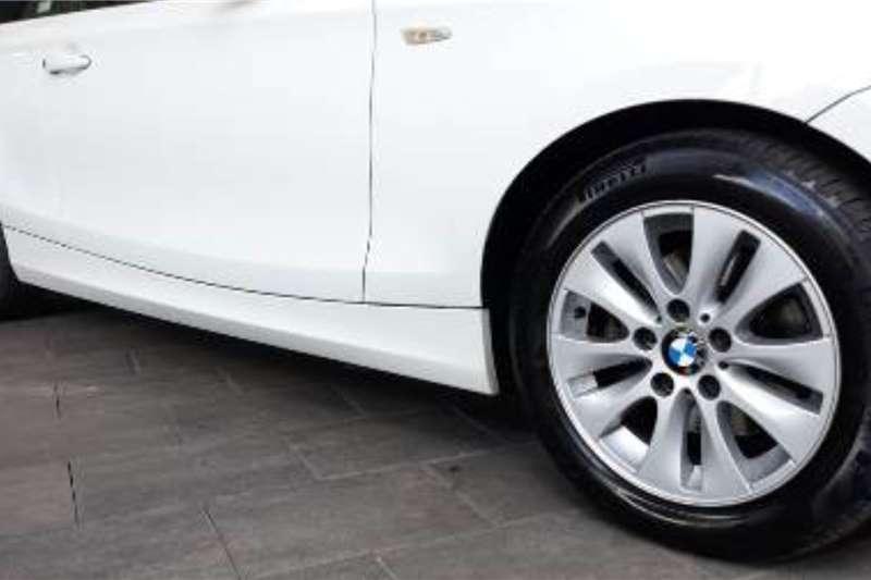 BMW 1 Series 120i convertible auto 2013