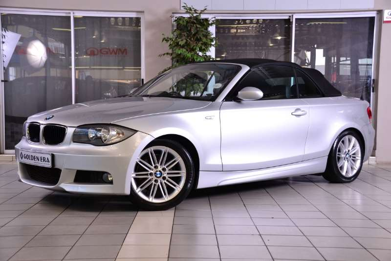 BMW 1 Series 120i convertible M Sport auto 2009