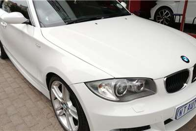 Used 2009 BMW 1 Series 120i convertible M Sport auto