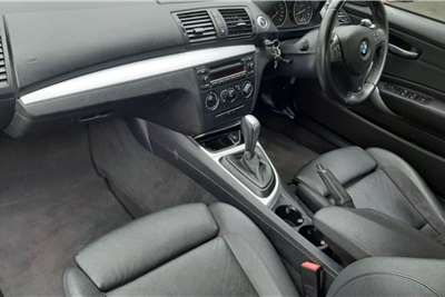 2009 BMW 1 Series 120i convertible M Sport auto