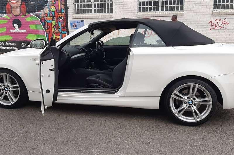 2010 BMW 1 Series 120i convertible M Sport auto