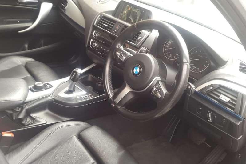 BMW 1 Series 120i convertible M Sport auto 2016