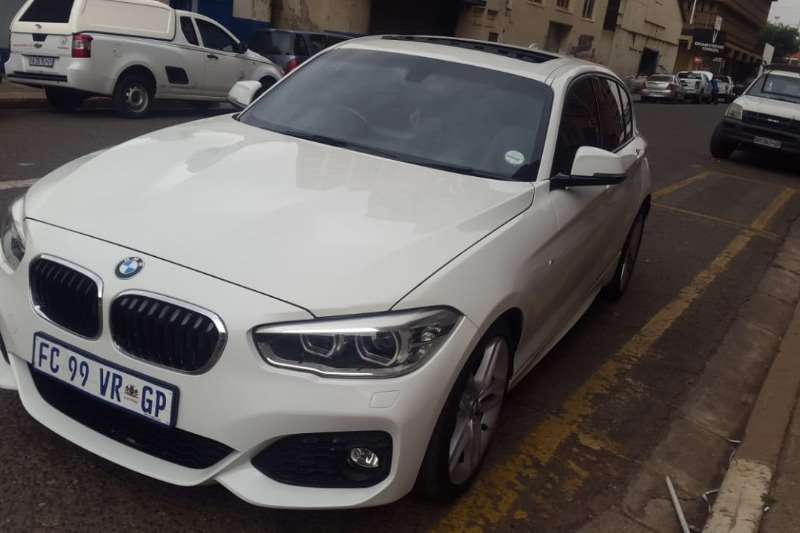 BMW 1 Series 120i convertible M Sport auto 2016