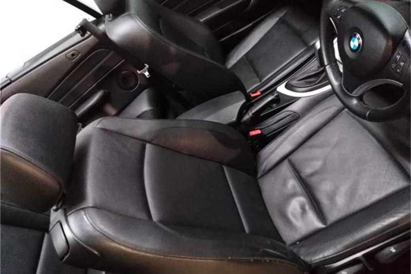 BMW 1 Series 120i convertible steptronic 2010