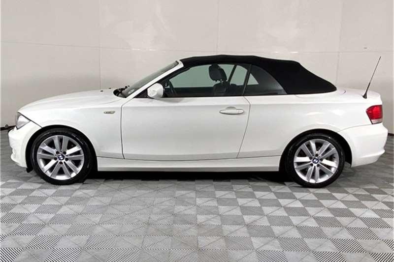 2010 BMW 1 Series 120i convertible steptronic