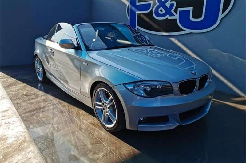 BMW 1 Series 120i convertible steptronic 2013