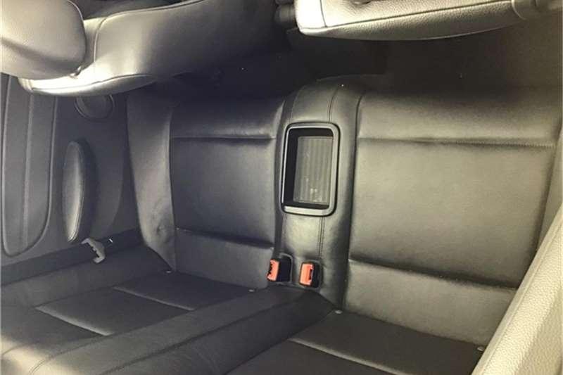 BMW 1 Series 120i convertible steptronic 2013