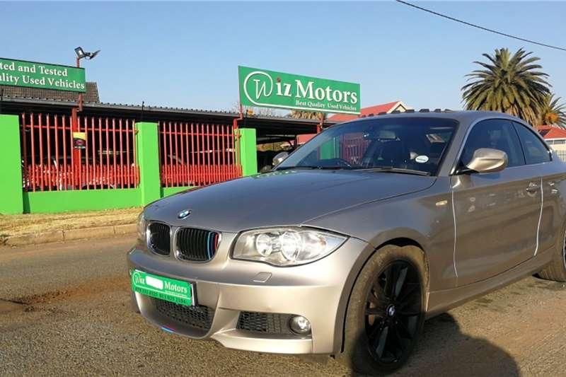 BMW 1 Series 125i 3 door M Sport auto 2011