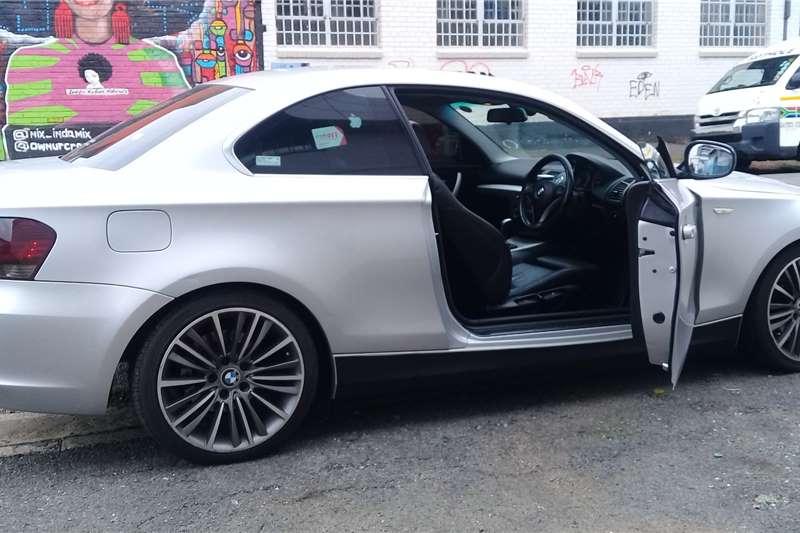 2011 BMW 1 Series 125i 3-door M Sport auto