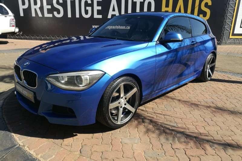 BMW 1 Series 125i 3 door M Sport auto 2012