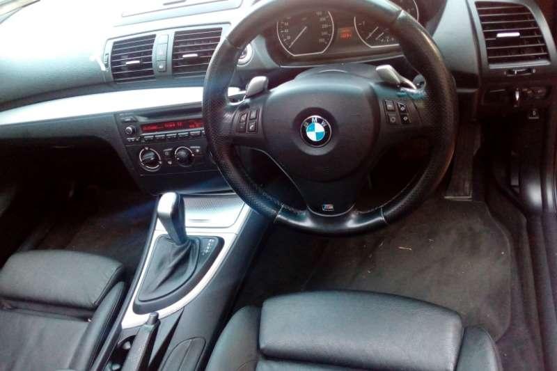 BMW 1 Series 125i 3-door M Sport auto 2017