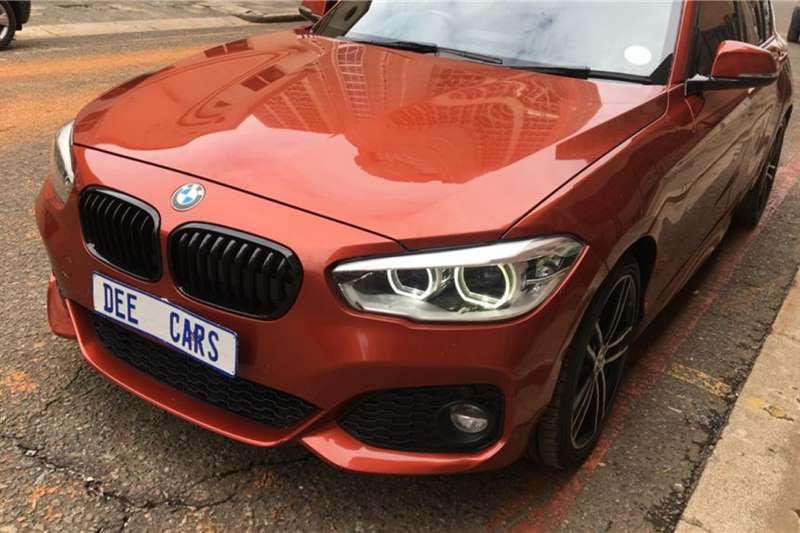 BMW 1 Series 125i 3 door M Sport auto 2019