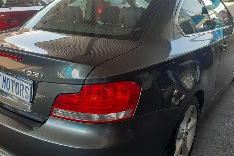 2010 BMW 1 Series 125i 3-door Sport