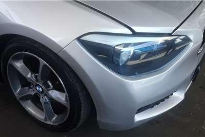 BMW 1 Series 125i 5 door 2013