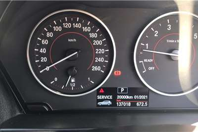 BMW 1 Series 125i 5 door auto 2012