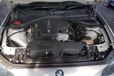 BMW 1 Series 125i 5 door auto 2013