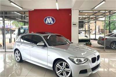 BMW 1 Series 125i 5 door auto 2015