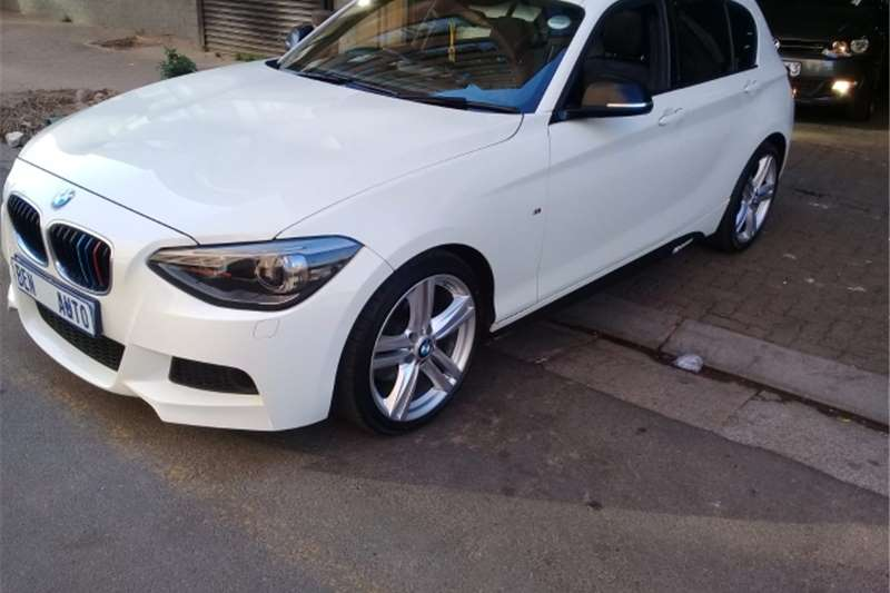 BMW 1 Series 125i 5 door M Performance auto 2014