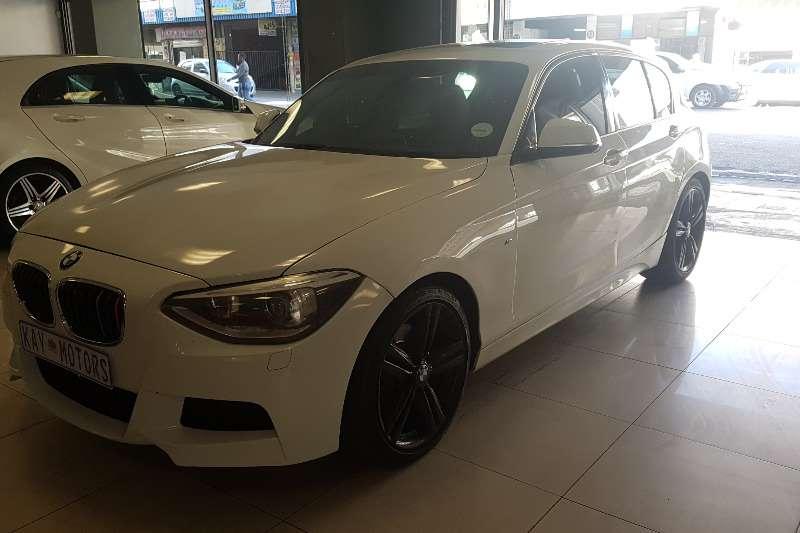 BMW 1 Series 125i 5 door M Sport 2014