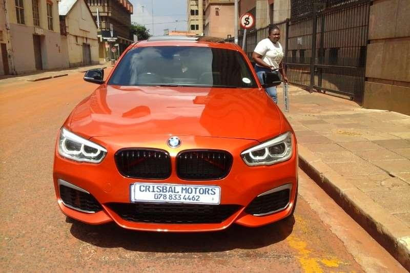 Used 2017 BMW 1 Series 125i 5 door M Sport
