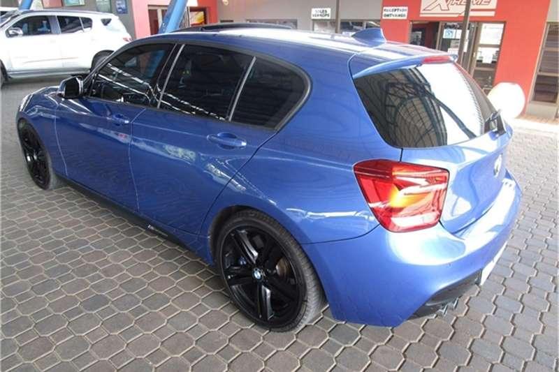 BMW 1 Series 125i 5 Door M Sport Auto 2012