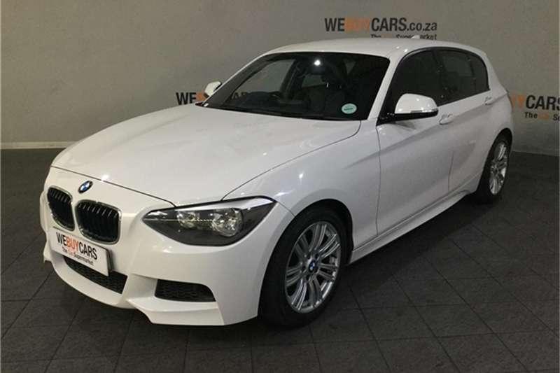 BMW 1 Series 125i 5 door M Sport auto 2013