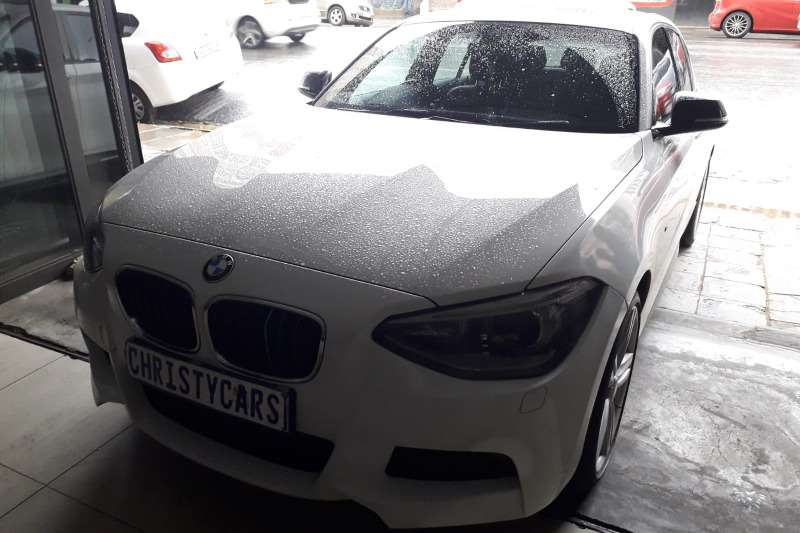 BMW 1 Series 125i 5 door M Sport auto 2013