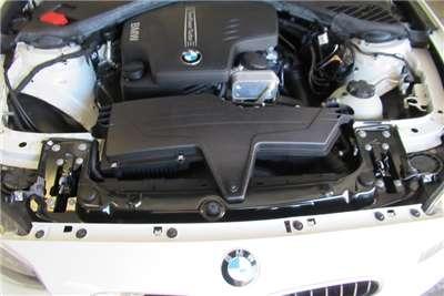 BMW 1 Series 125i 5 door M Sport auto 2014