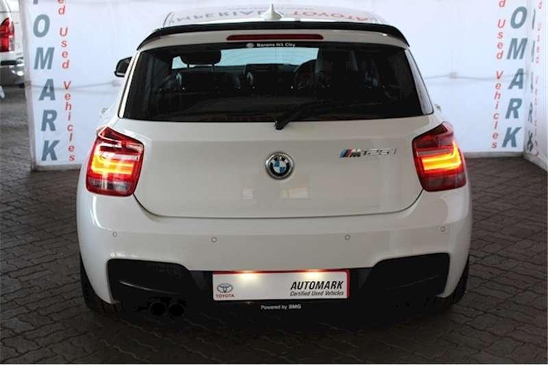 BMW 1 Series 125i 5-door M Sport auto 2015