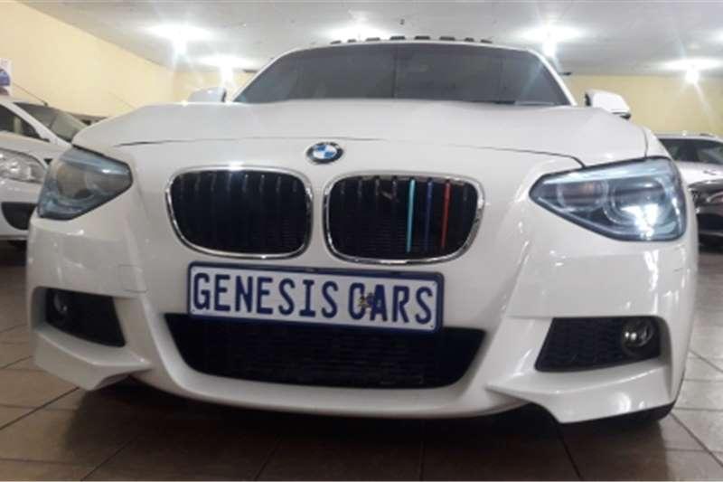 BMW 1 Series 125i 5 door M Sport auto 2016