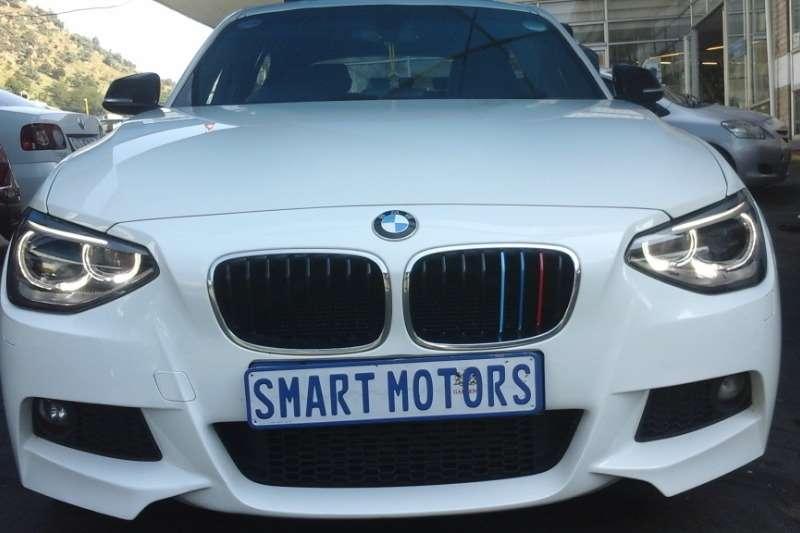 BMW 1 Series 125i 5 door M Sport sports auto 2014