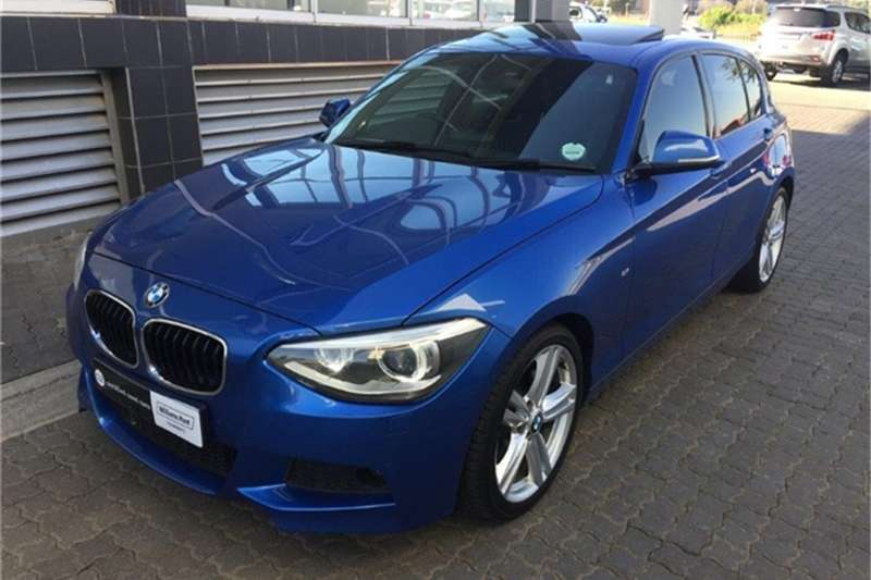 BMW 1 Series 125i 5 door M Sport sports auto 2015