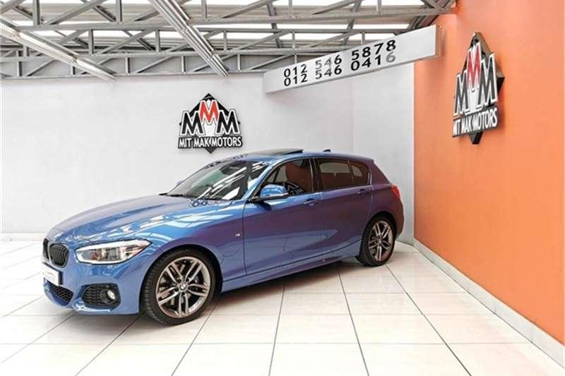 BMW 1 Series 125i 5 door M Sport sports auto 2016