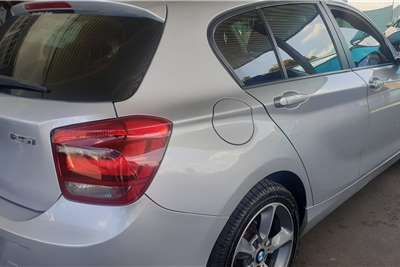 BMW 1 Series 125i 5 door Sport auto 2013