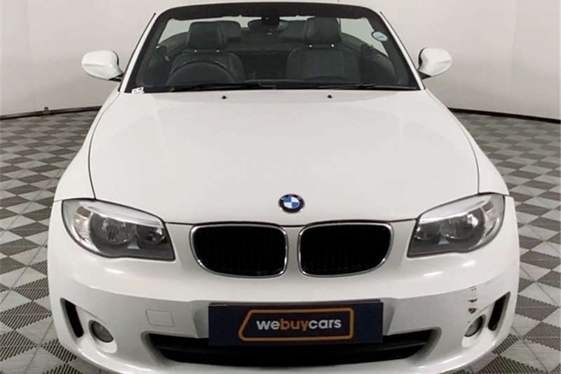 2013 BMW 1 Series 125i convertible
